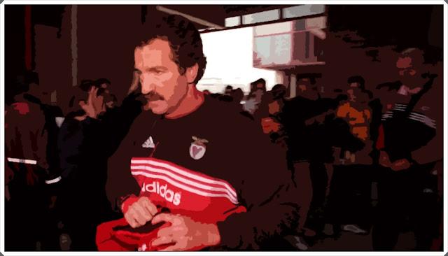 Graeme Souness Benfica