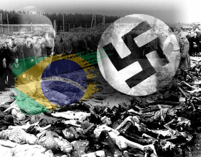 Sobreviventes do holocausto que se refugiaram no Brasil