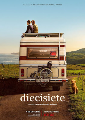 Diecisiete - Cartel