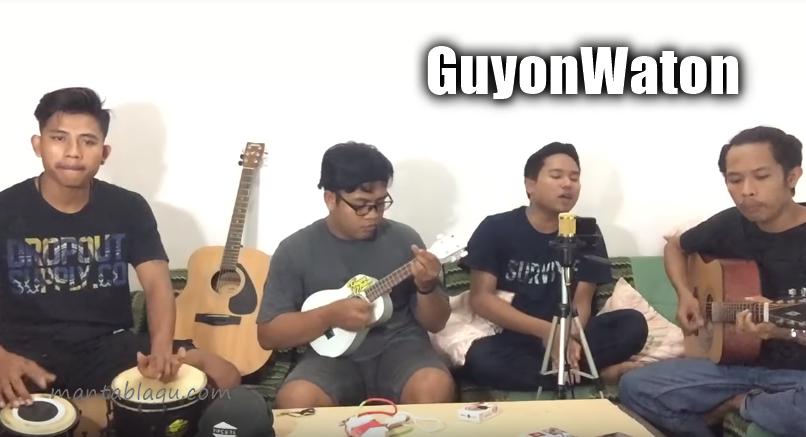 Kumpulan Lagu GuyonWaton Mp3 Terbaru 2018 Lengkap Full Rar