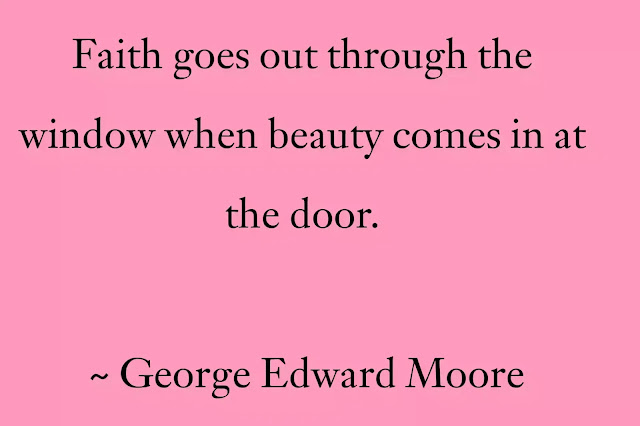 George Edward Moore Famous Quotes