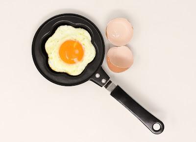 Manfaat telur untuk kesehatan tubuh manusia.
