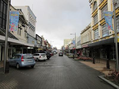 Invercargill, en Nueva Zelanda