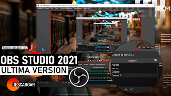 Como Descargar OBS Studio Ultima Version 2021 FULL ESPAÑOL