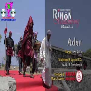 Download MP3 LIZA AULIA - Adat