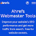 How to Sign-Up Free Ahrefs Webmaster Tools.