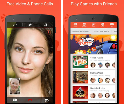 5 Aplikasi Video Call Terbaik Di Android