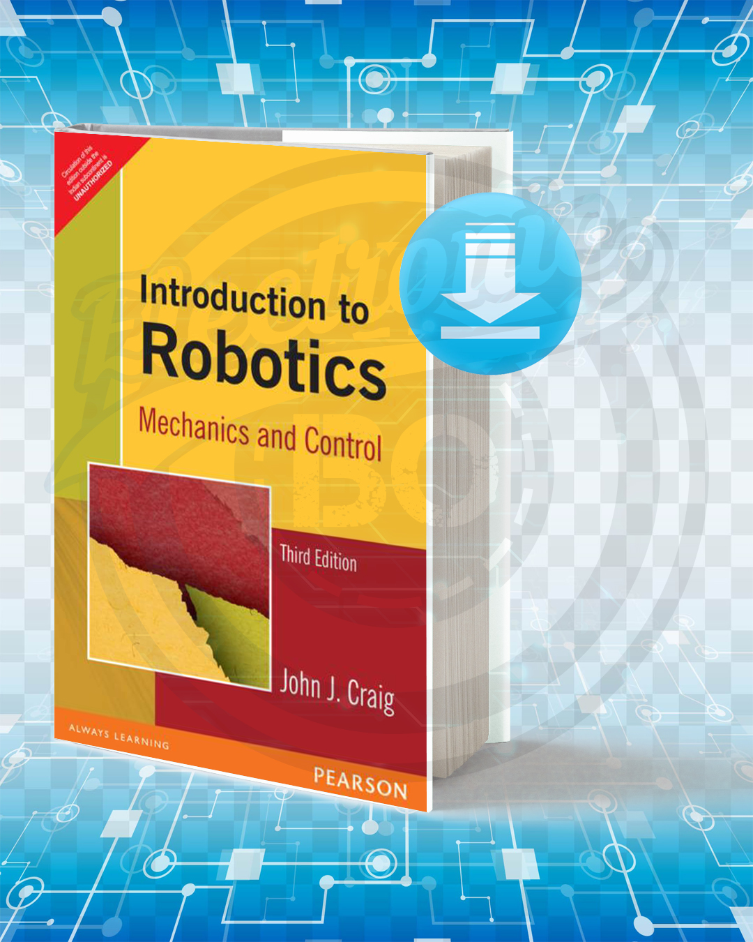 Free Book Introduction to Robotics Mechanics and Control pdf.