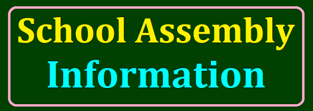 29th February School Assembly Information Download /2020/02/29th-February-School-Assembly-Information-Download.html