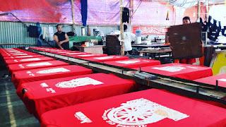 Buat Kaos Pabrik Jakarta Murah