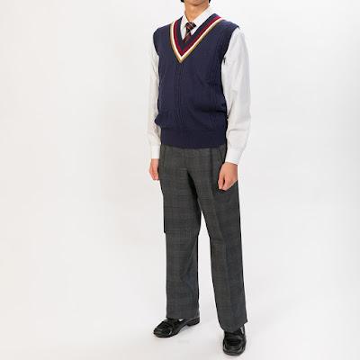 学校法人関根学園 関根学園高等学校(男子指定制服)