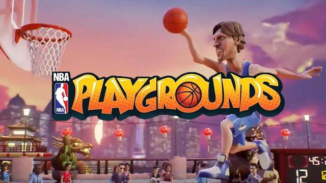 NBA Playgrounds v1.1-RELOADED