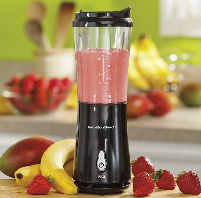 Hamilton Beach Blender with Travel Lid