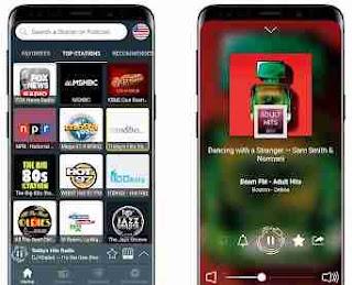 Aplikasi Radio Offline