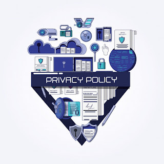 how to write privacy policy for blog