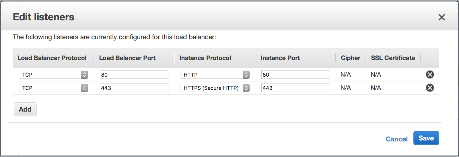 Enable Http2 Support In Aws Elb