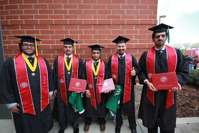 منحة مقدمة من جامعة إنديانا – جامعة بوردو إنديانابوليس (IUPUI) لدراسة البكالوريوس في الولايات المتحدة الامريكية