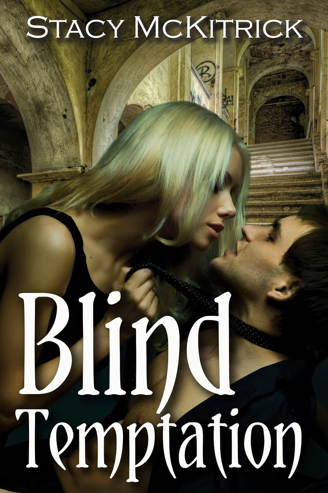 Blind Temptation by Stacy McKitrick