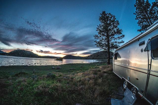 how to choose a campsite