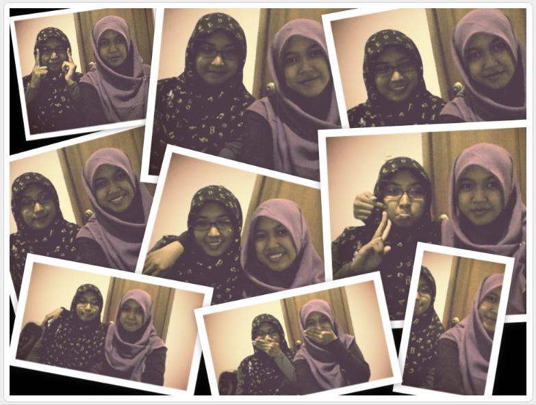 Saya dan Tiwi Lina Pratiwi