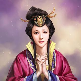 กำฮูหยิน (Lady Gan 甘氏)