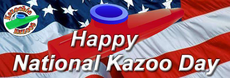 National Kazoo Day Wishes for Whatsapp
