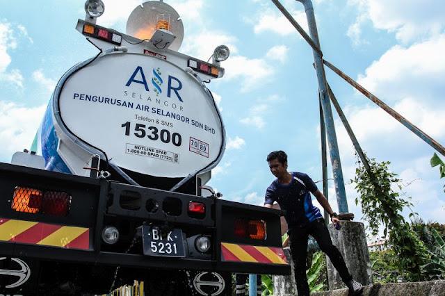 Air Selangor Umumkan Bekalan Air Di 7 Wilayah Pulih Sepenuhnya Selepas 6 Hari