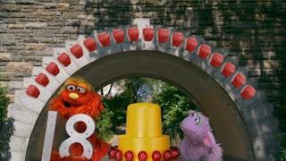 Murray and Ovejita 18 apples, Sesame Street Episode 4411 Count Tribute season 44