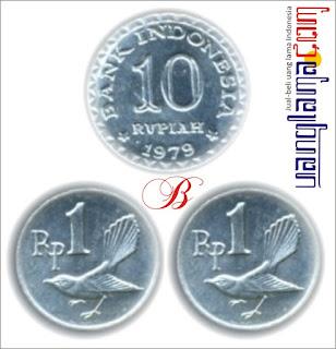 Paket Koin 12 Rupiah B