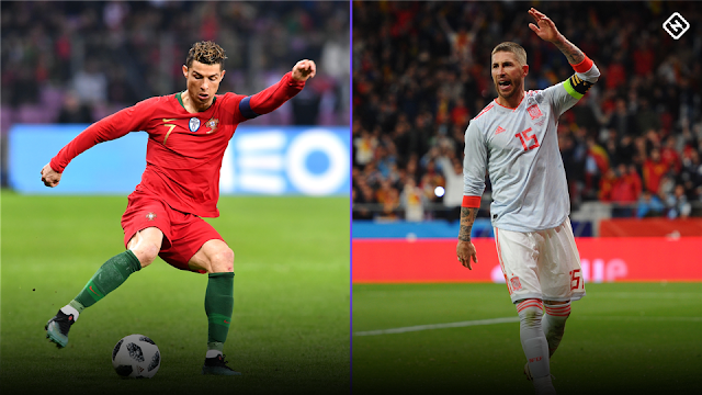 Portugal vs Spain 4th FIFA WORLD CUP 2018 Predictions & Betting Tips, FIFA WORLD CUP 2018 Today Match Predictions
