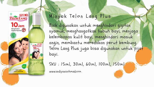 Review Telon Lang