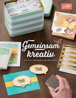 Stampin Up Katalog 2015-2016