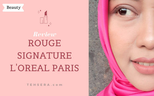 ombre rouge signature