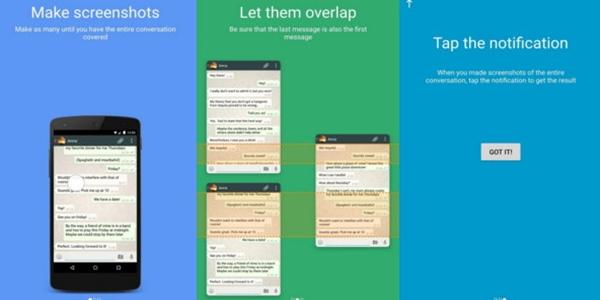 Cara Screenshot Panjang di HP Samsung