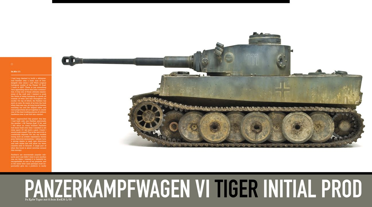The Modelling News: Thought you had your model tank looking as good