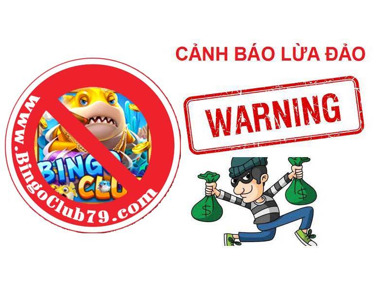 Cảnh báo lừa đảo Bingo Club, Bá Chủ Đại Dương