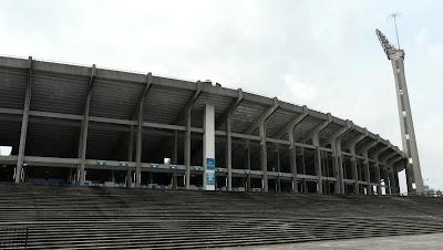 Kallang National Stadium.