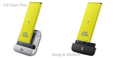 LG Cam Plus dan Bang & Olufsen