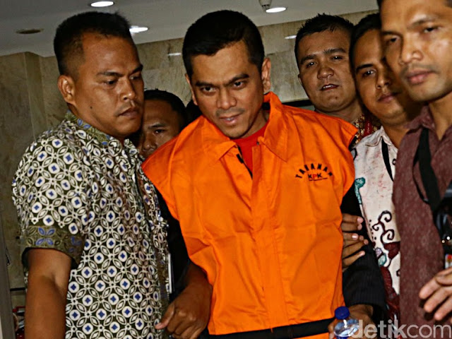 Kasus Sanusi, KPK: Pasti Ada Keterlibatan Anggota DPRD Lain