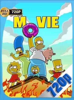 Los Simpsons la Pelicula (2007)HD [720P] Dual Latino-English [GoogleDrive] DizonHD
