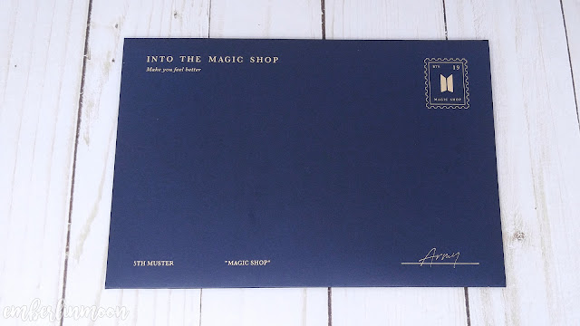 BTS 5th Muster Blu-Ray | Sealed Invitation