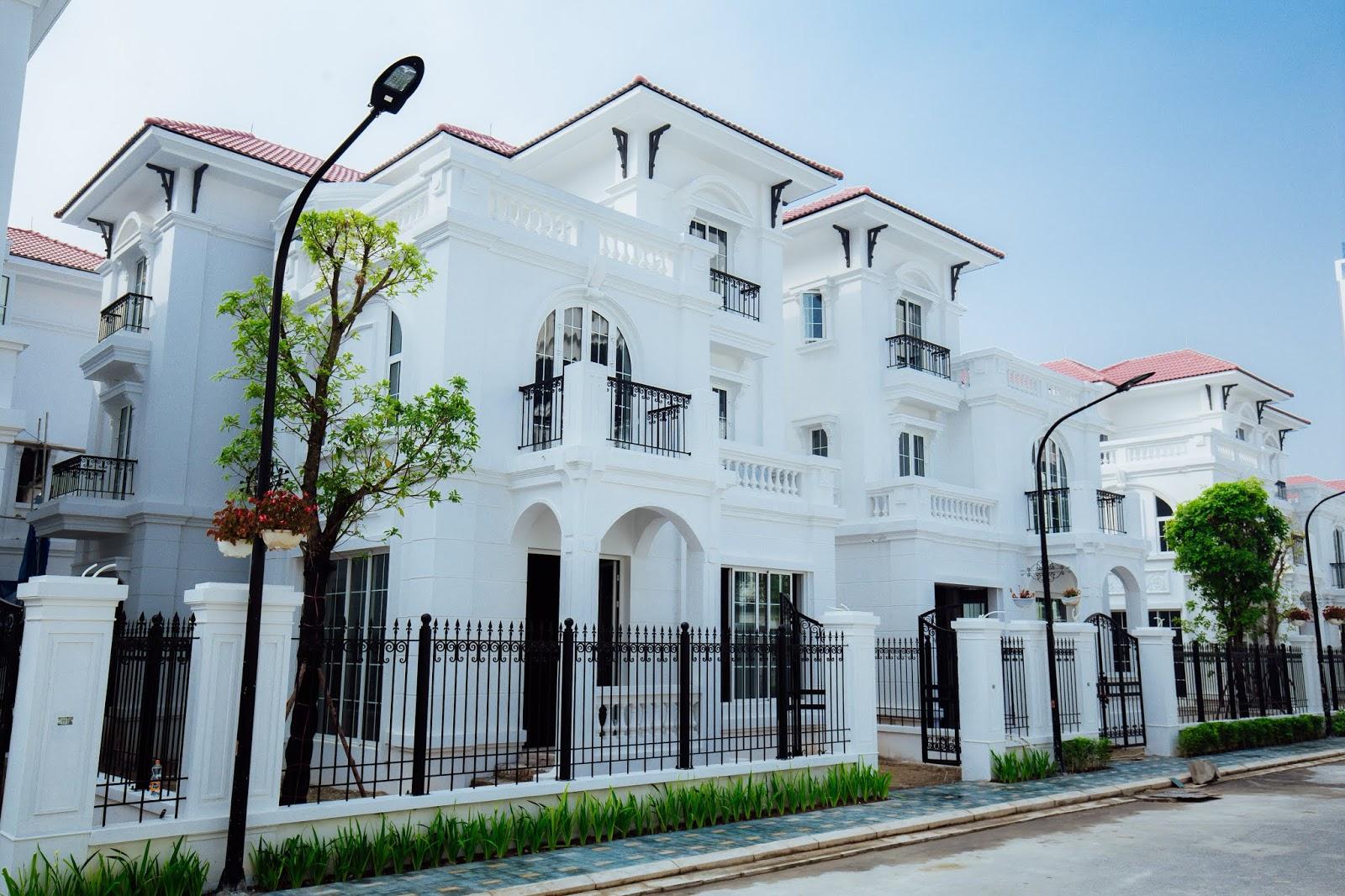Cập nhật giá bán lại các căn Biệt thự, Shophouse tại dự án Embassy Garden hiện tại