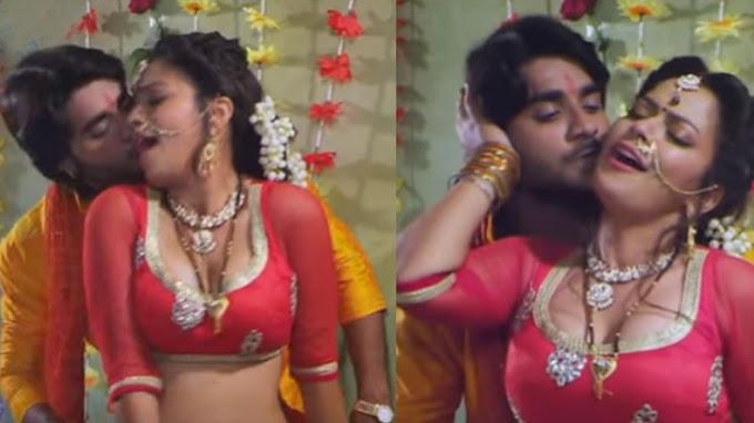 Nidhi Jha Actress Hot Photoshoot