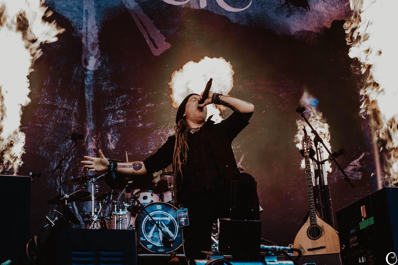 Eluveitie (August 2019)