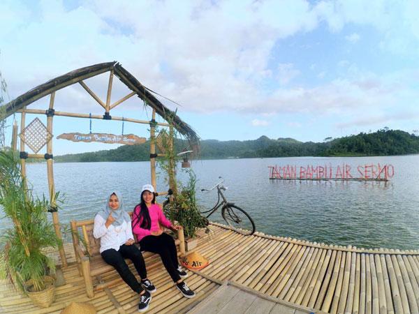 Taman Bambu Air Sermo