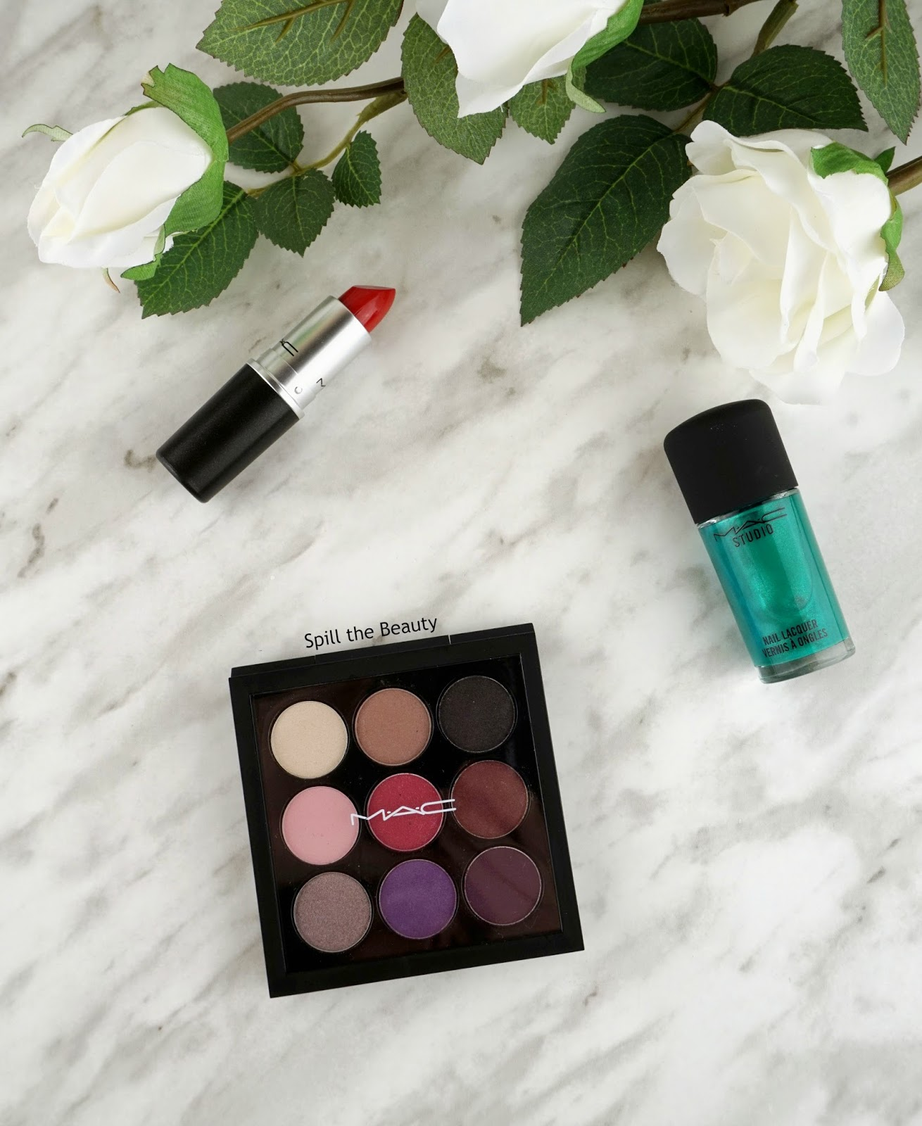 Mac Fashion Pack Collection review swatches