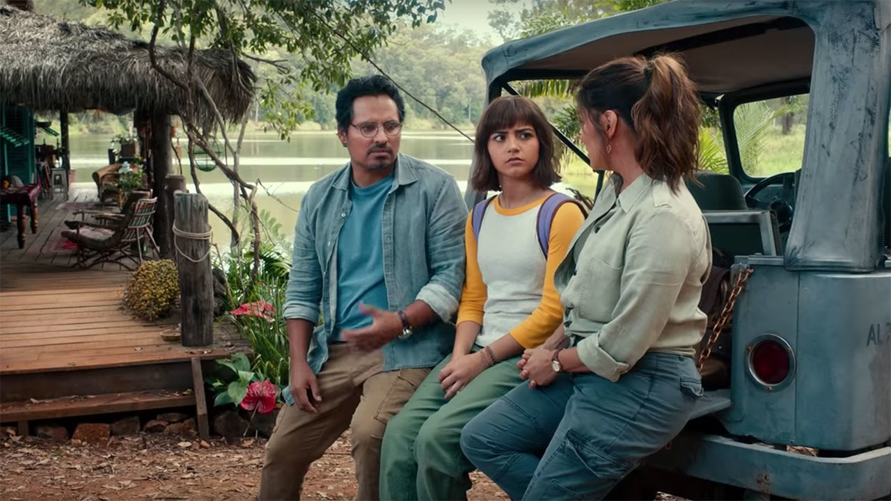 """Movie Review: """"Dora and the Lost City of Gold"""" (2019"""