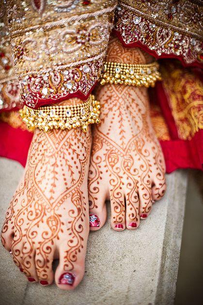 Anklets For Bride