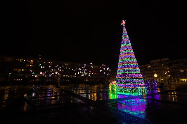 Plac Nowy Targ-Mercatini di Natale-Breslavia