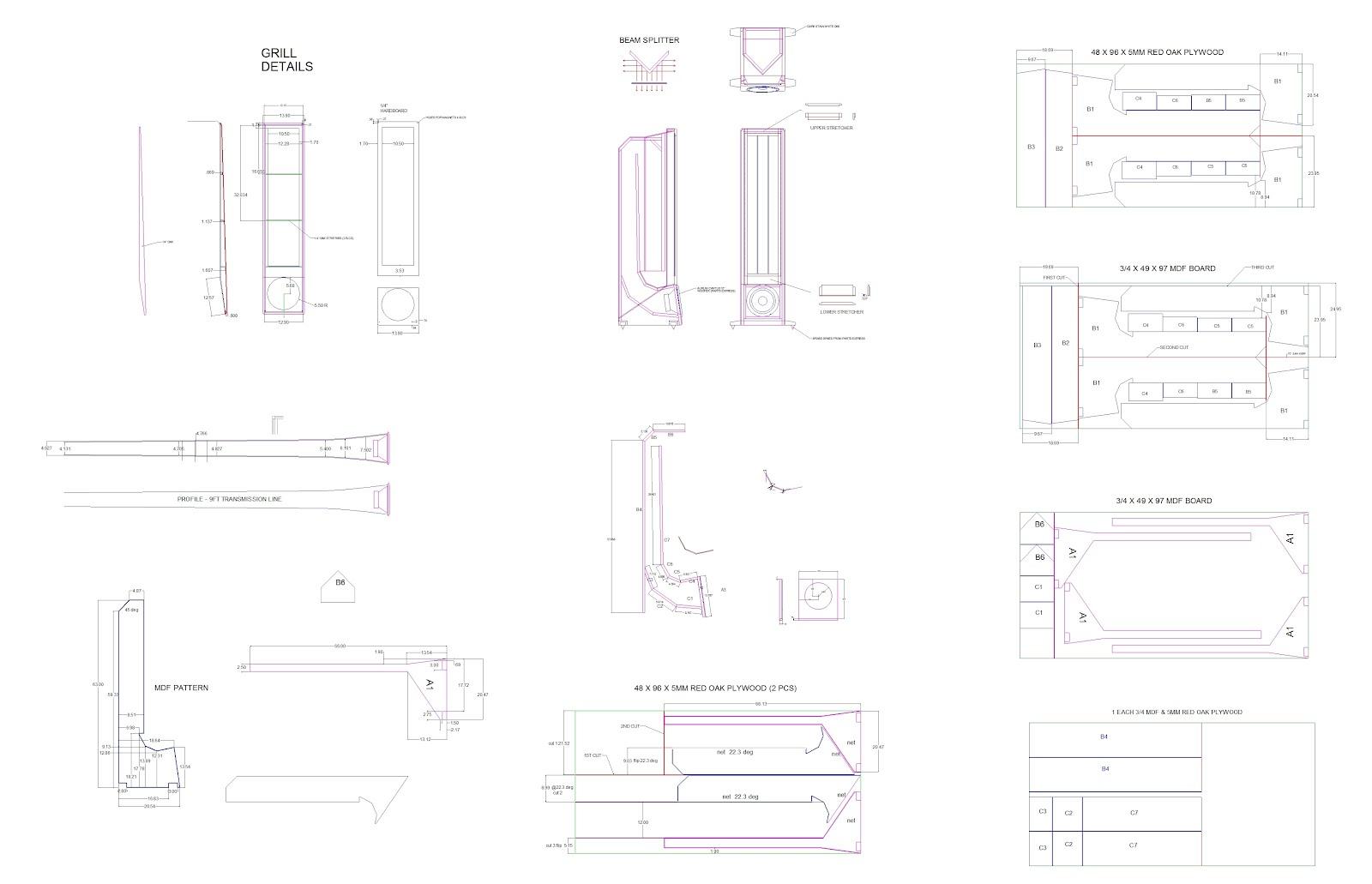 Bookshelf Speaker Wiring Diagram | Wiring Diagram Database